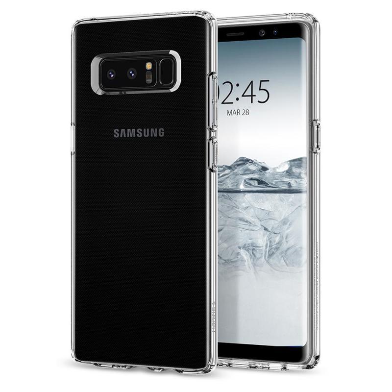 Kryt na mobil Spigen Liquid Crystal Samsung Galaxy Note 8