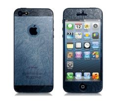 3D Floral Screen protector na iPhone 5 / 5S / SE