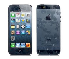 3D Hearts Screen protector na iPhone 5 / 5S / SE