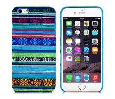 Ethnic Plastic Case iPhone 6 Plus / 6S Plus (Blue)