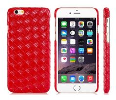 LeatherCase iPhone 6 / 6S (Red)
