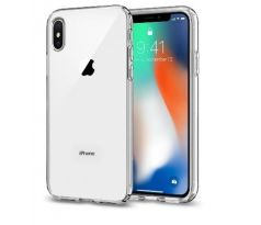 Case Ultra Slim 0.3mm iPhone Xs průsvitný