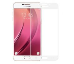 Full glue 3D glass Samsung Galaxy A3 2017 white