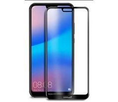 FULL GLUE 3D glass Huawei P20 Black