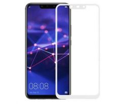 FULL GLUE 3D glass Huawei Mate 20 Lite White