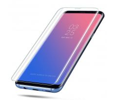 UV NANO GLASS 3D Samsung Galaxy S10 Plus - průsvitné