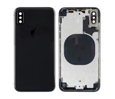Apple iPhone XS - Zadní Housing (Space Gray)