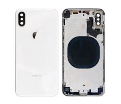 Apple iPhone XS - Zadní Housing - bílý