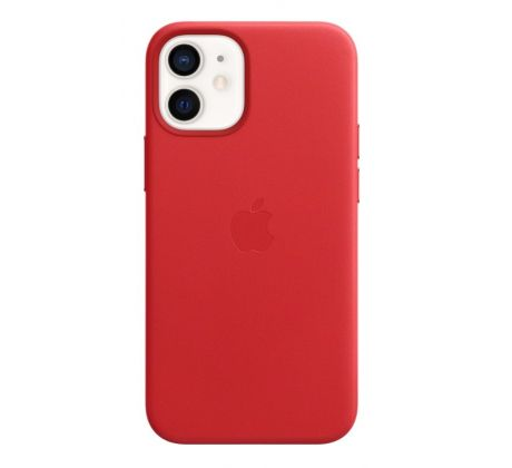 iPhone 12 Silicone Case - Red