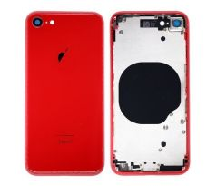 Apple iPhone SE 2020 - Zadní Housing - (PRODUCT RED) červený