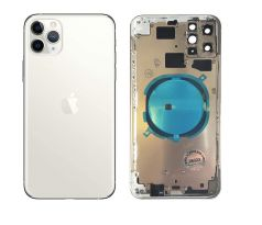 Apple iPhone 11 Pro Max - Housing (Silver White)